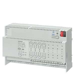 SIEMENS 5WG1501-1AB01 N 501 Kombi-Jalousieaktor 4X Jalousie AC 230V