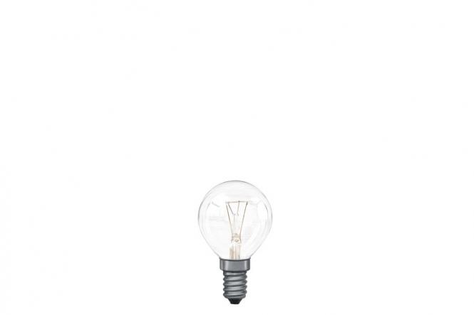 PAULMANN 820.20 Tropfenlampe Backofen E14, 75mm, 45mm, 300°, Klar 82020