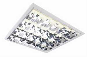 DEKOLIGHT DEKO-LIGHT 100050 Rasterleuchte Einbau, Raster Darklight