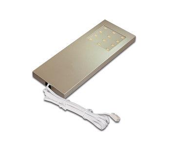 hera 61001480201 led slim pad 5w ww wei online kaufen im. Black Bedroom Furniture Sets. Home Design Ideas