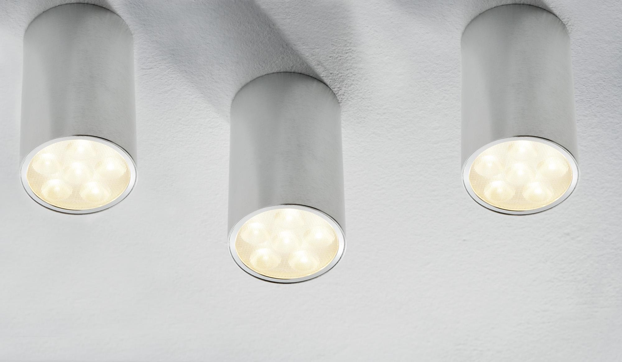paulmann aufbauleuchte premium line led barrel 6w. Black Bedroom Furniture Sets. Home Design Ideas